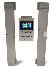 AM-806 Radiation Portal Monitor for Waste