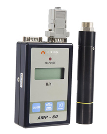 AMP | Radiation Area Monitoring Systems