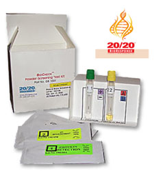 Field Test Kit for Anthrax/Ricin and Other Bio-Hazards