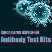 Coronavirus (COVID-19) Antibody Test Kits