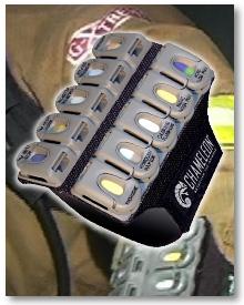 Chameleon - Chemical Detection Armband