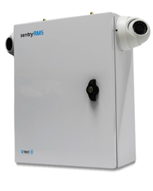 D-Tect sentry-RMS Remote Security Monitoring System