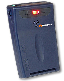 DMC 3000 Personal Alarming Radiation Dosimeter