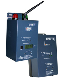 DRM Radiation Area Monitors