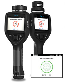 FIDO X2 Ultra Lightweight Explosives Trace Detector