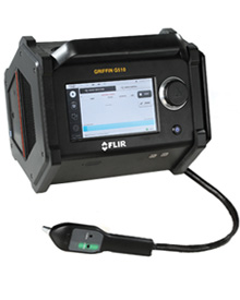 Griffin G510 Person-Portable GC/MS Chemical Identifier