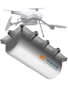 MIRION_SPIR-EXPLORER-SENSOR - Radiation Detector for UAV's and Drones