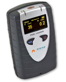 Mirion RDS-30 Handheld Radiation Survey Meter