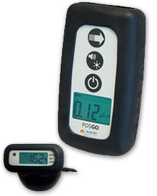 Mirion PDSGO Personal Radiation Detector (PRD)
