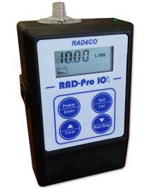 RADeCO RAD-Pro 10 Personal Air Sampler