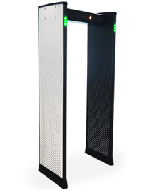 Rapiscan Metor 900M - Advanced Walk-through Metal Detector