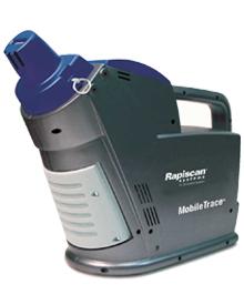 RAPISCAN MobileTrace Handheld Trace Detector