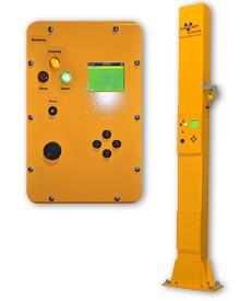 RadComm RC17 Watchdog Radiation Portal Monitor