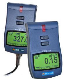 Mirion RDS-31 Modular Radiation Survey Meter
