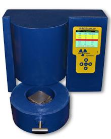 RadComm RADSampler Laboratory Gamma Spectrometer