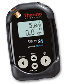 Thermo RadEye GN Series Gamma/Neutron Pagers