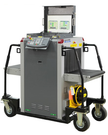 Rapiscan 618XR HPM - Mobile X-Ray Screening System
