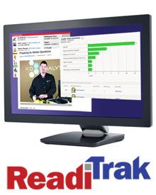 ReadiTrak Web Based Maintenance and Instrument Management