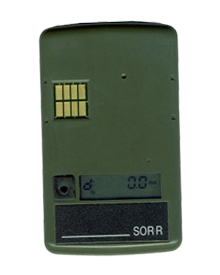 SOR Tactical Dosimeter