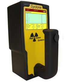 RadComm SYCLONE Handheld Spectrometer