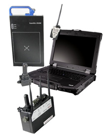 Scansilc Flat Panel Portable X-ray System