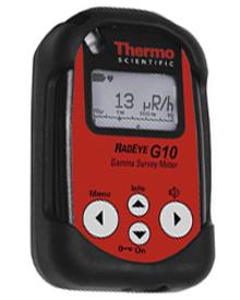 RadEye G-10 Personal Dose Rate Meter