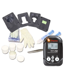 RadEye Mobile Food Monitoring Kit