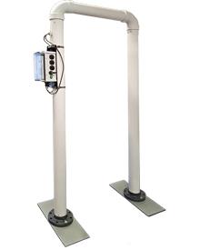 TPM905 Portable Radiation Portal Monitor
