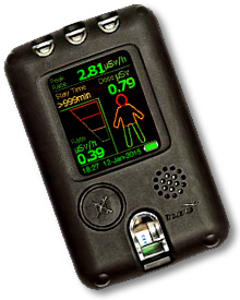 Tracerco PED+ Personal Electronic Dosimeter