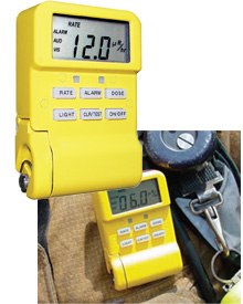 UltraRadiac Plus - Personal Radiation Monitor