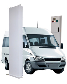 Rapiscan-TSA VM-250 Vehicle Radiation Portal Monitor